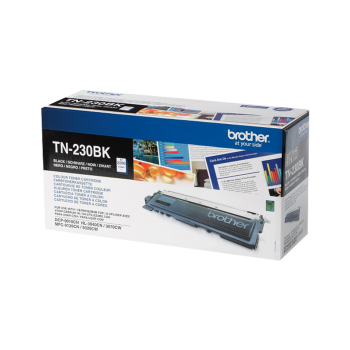 BROTHER TN230BK Toner noir...