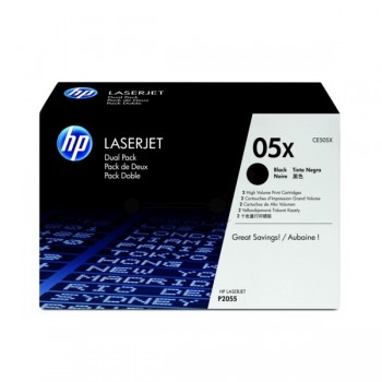 HP 05x Toner 6.500 pages...