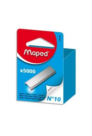 016061-MAPED AGRAFES Nº 10,...