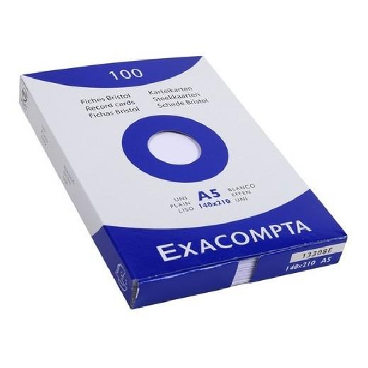 016278 - EXACOMPTA FICHES...