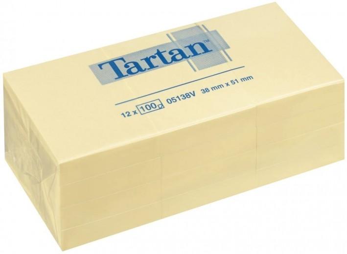 023511- LOT DE 12 TARTAN...
