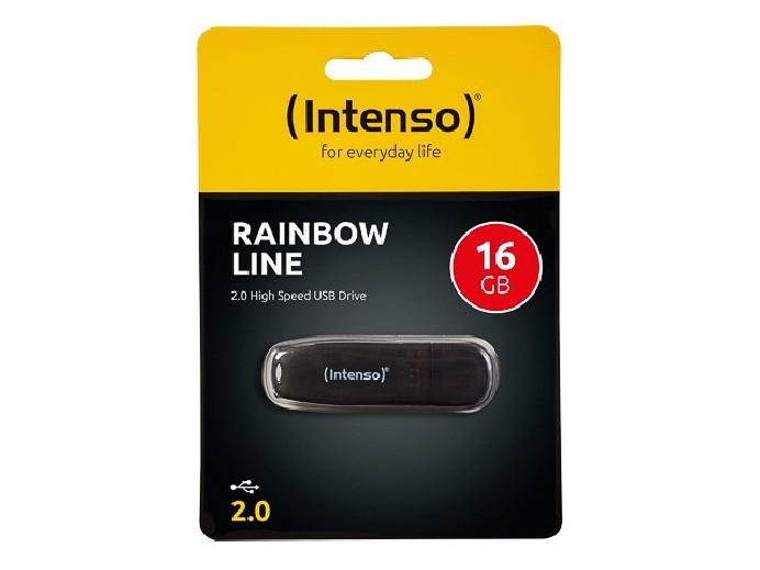 023308-CLE USB 16 GIGA INTENSO