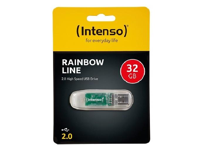 023309-INTENSO CLE USB 32GB...