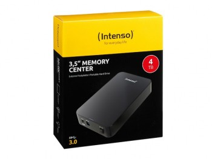 INTENSO 3.5 HDD DRIVE...