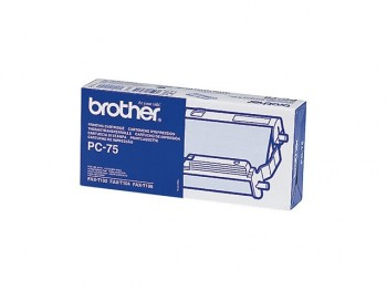 BROTHER PC75 CARTOUCHE...