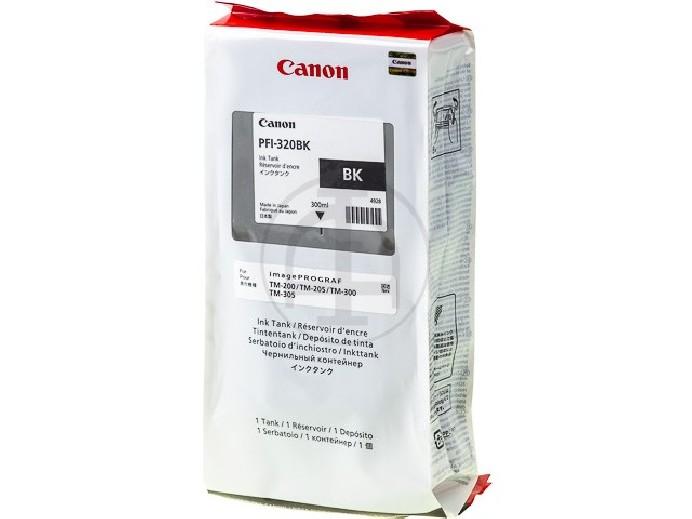 CANON PFI-320 BK - 300 ML -...