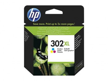 HP 302XL CL 330 PAGES...