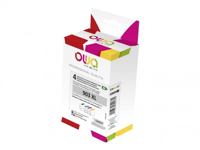 OWA HP 903XL - PACK DE 4...