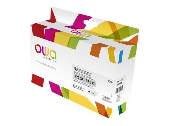 OWA HP 970XL- PACK 4...