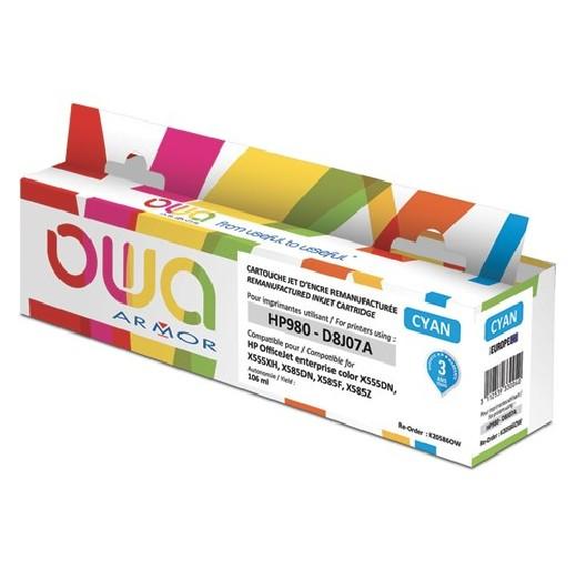 OWA HP 980 D8J07A CARTOUCHE...