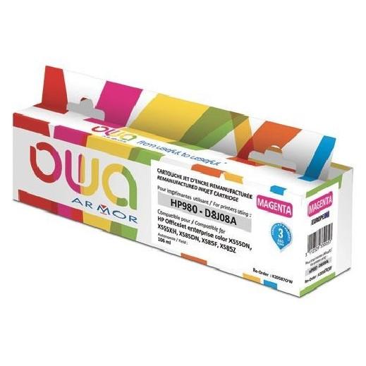 OWA HP 980 D8J08A CARTOUCHE...