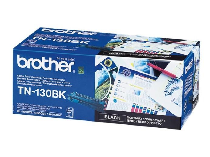 TONER BROTHER NOIR - TN130BK