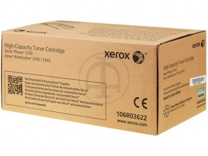 TONER XEROX PHASER 3330...