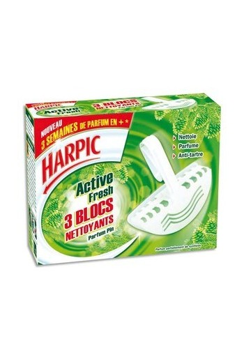 023504 -  HARPIC Boîte de 3...