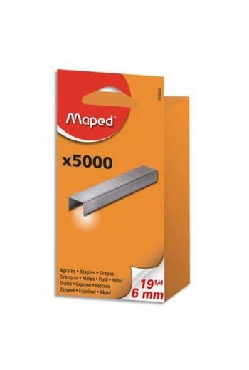 016063-MAPED AGRAFES...