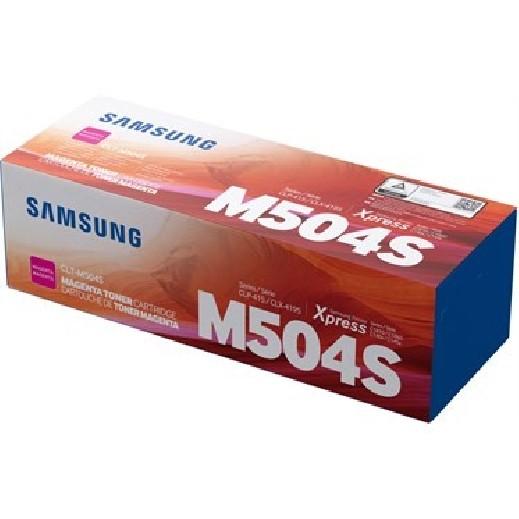 SAMSUNG CLT M504S magenta
